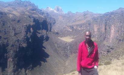 3 days mount kenya climbing chogoria