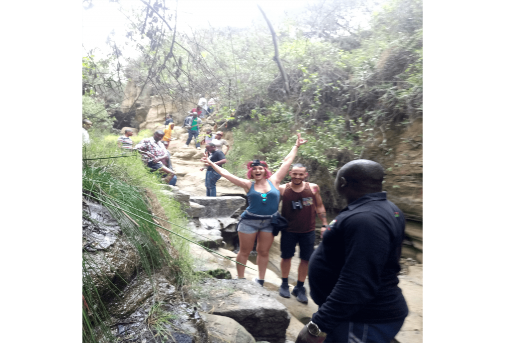 HELLS GATE CYCLING AND ROCK CLIMBING NAIVASHA BOAT RIDING
