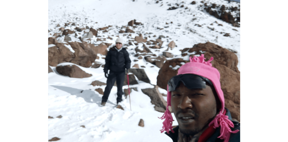 4 DAYS MOUNT KENYA CLIMBING SIRIMON CHOGORIA ROUTE