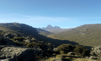 5 DAYS MOUNT KENYA CLIMBING CHOGORIA SIRIMON ROUTE