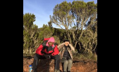 8 DAYS MOUNT KENYA CLIMBING BATIAN NELION PEAK CIRCUIT