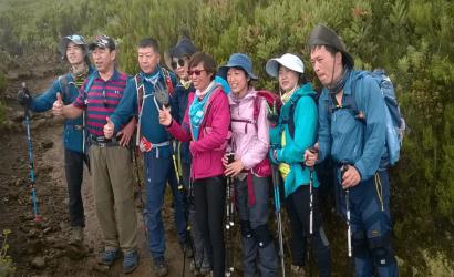 MOUNT KENYA GROUPS JOINING