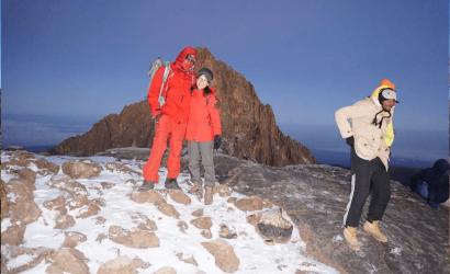 6 Days Mount Kenya climbing Naro Moru Sirimon Route