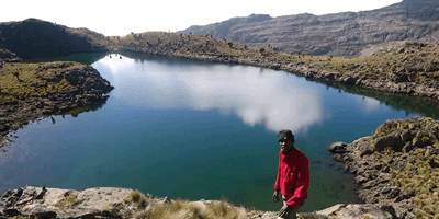 5 DAYS MOUNT KENYA CLIMBING SIRIMON CHOGORIA ROUTE
